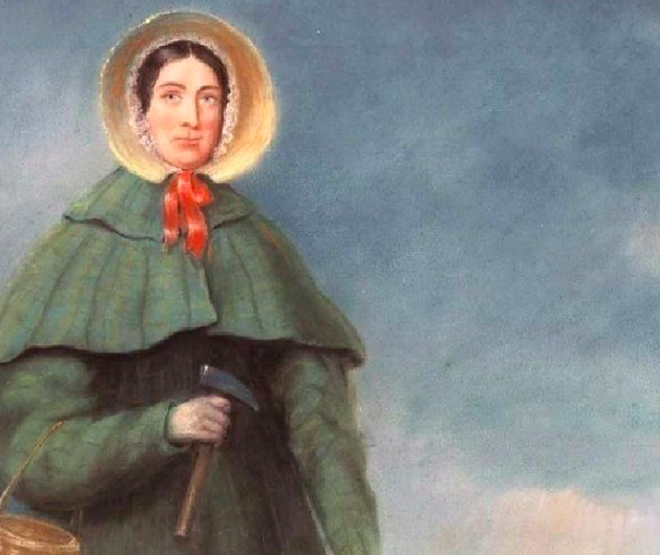 Mary Anning Rocks Project